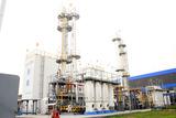 沁水顺泰50万方立方米每天煤层气工艺区
