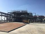 宁夏天利丰能源利用100万m3d天然气液化装置