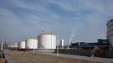 龙门煤化工项目LNG大罐